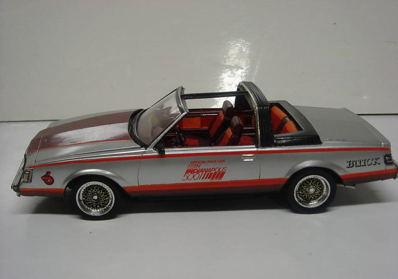 1981 Indianapolis 500 Pace Car