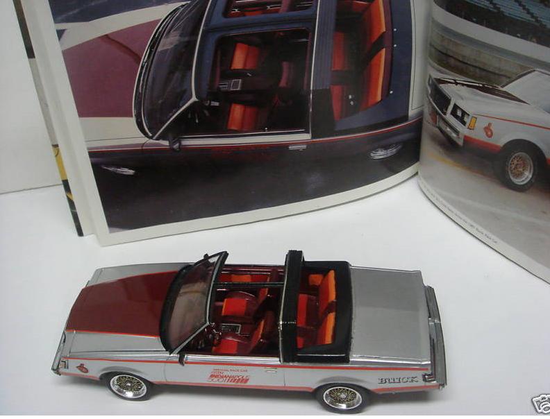 1981 Buick Regal Pace Car