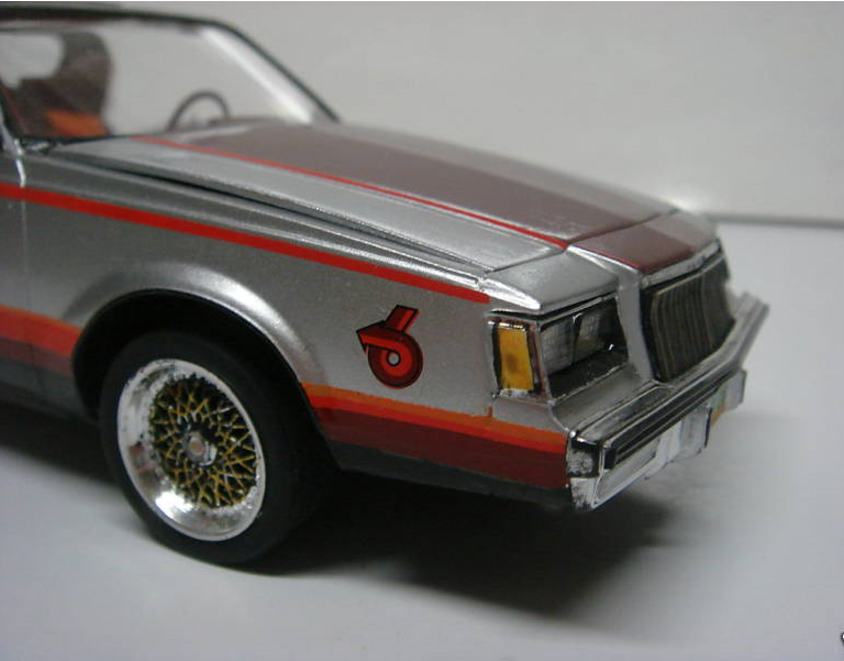 1981 Indy 500 Buick Regal
