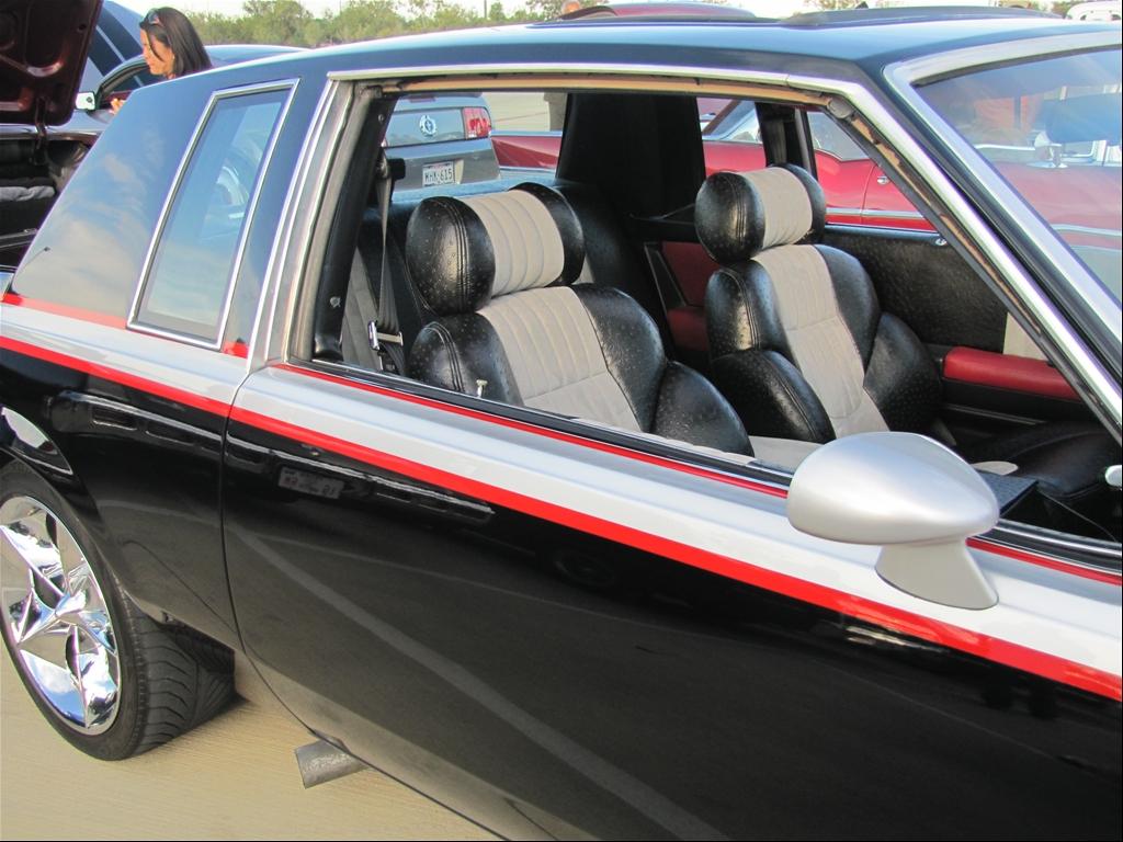 Buick Regal custom paint