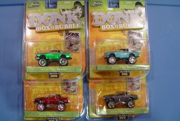 Jada Toys Donk Box & Bubble