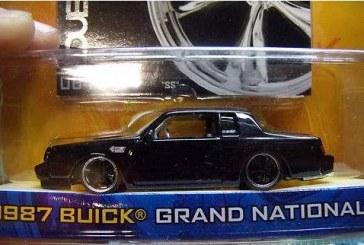 Jada Toys Dub City 1:64 Buick
