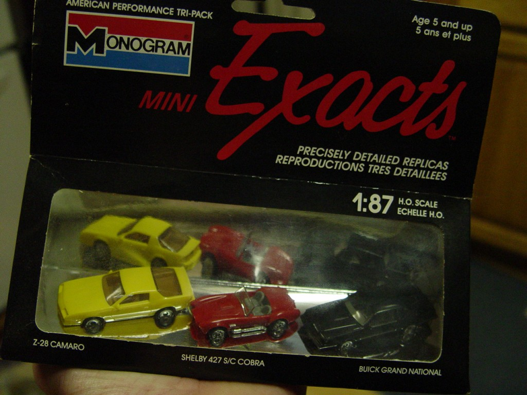 mini exacts 3 pack