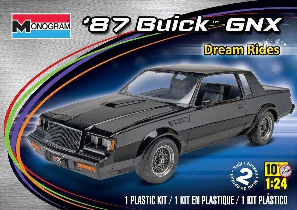 monogram dream rides buick gnx