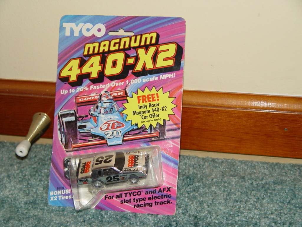 tyco magnum 440-X2 Buick Regal slot car