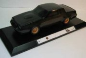 Buick Grand National Wood Sculpture Car