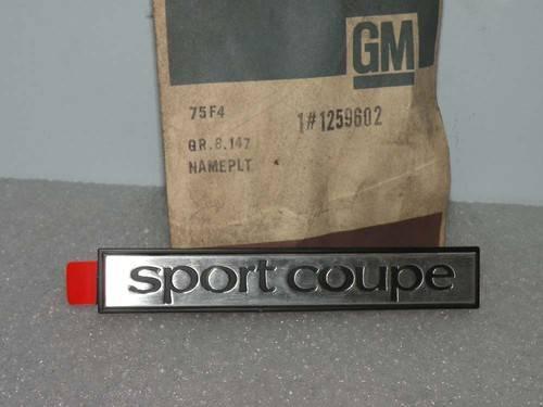 sport coupe emblem