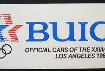 Promotional Buick Stickers Decals