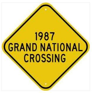 87 GN crossing