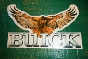 Factory Buick Decals