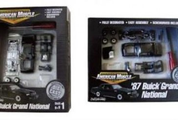 ERTL American Muscle Buick Grand National Model Kits