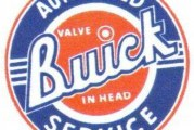 Buick Logo Decal Sticker
