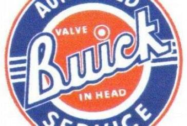Buick Logo Decal Sticker