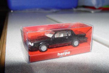 Herpa HO Scale Buick Grand National
