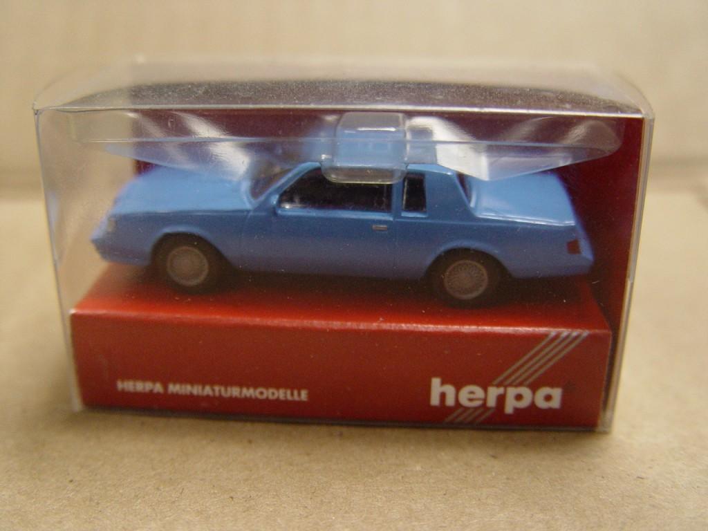 herpa blue regal