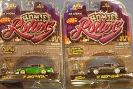 Jada Toys Homie Rollerz '87 Buick Regal diecast