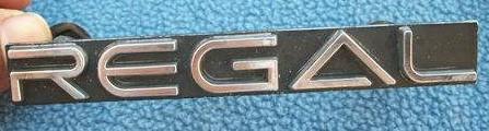 regal grill emblem