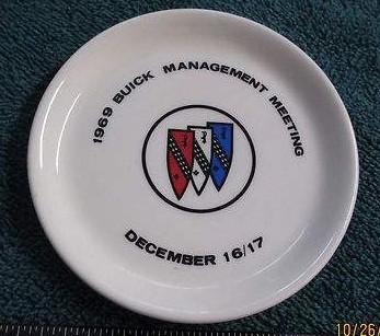 Buick dish