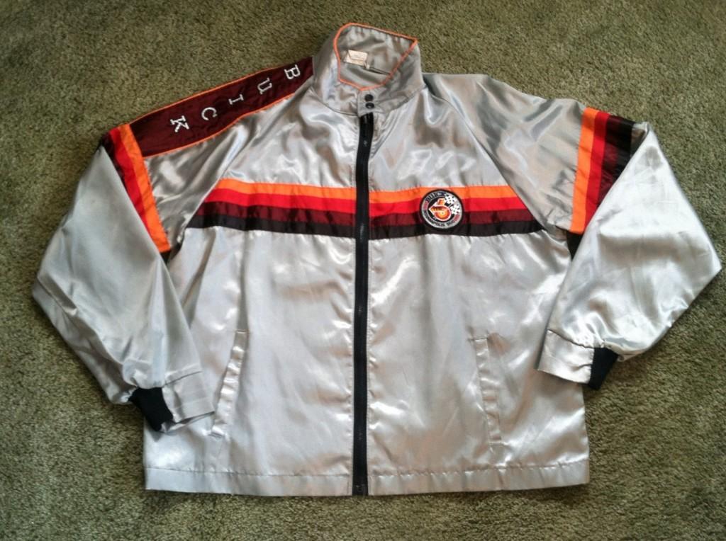 1981 indy 500 jacket