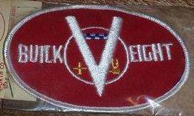 BUICK V EIGHT PATCH