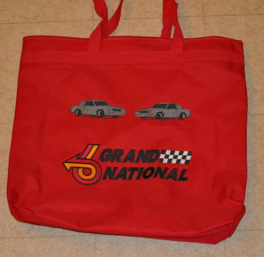 Buick Tote Bag