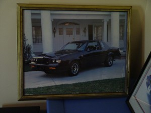 buick regal gn poster