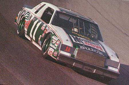 Darrell Waltrip's 1981-82 #11 Moutain Dew Regal
