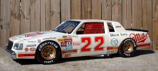 Davey Allisons NASCAR Regal