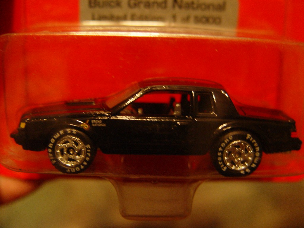 JL toy time Buick GN