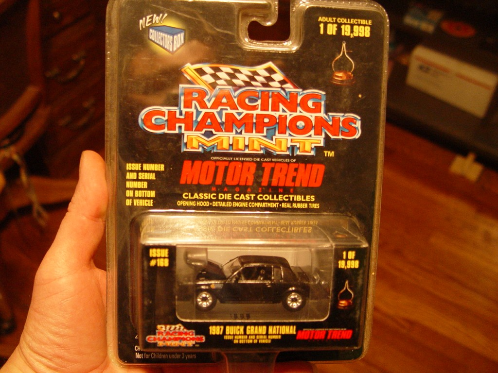 RC Motor Trend Buick GN