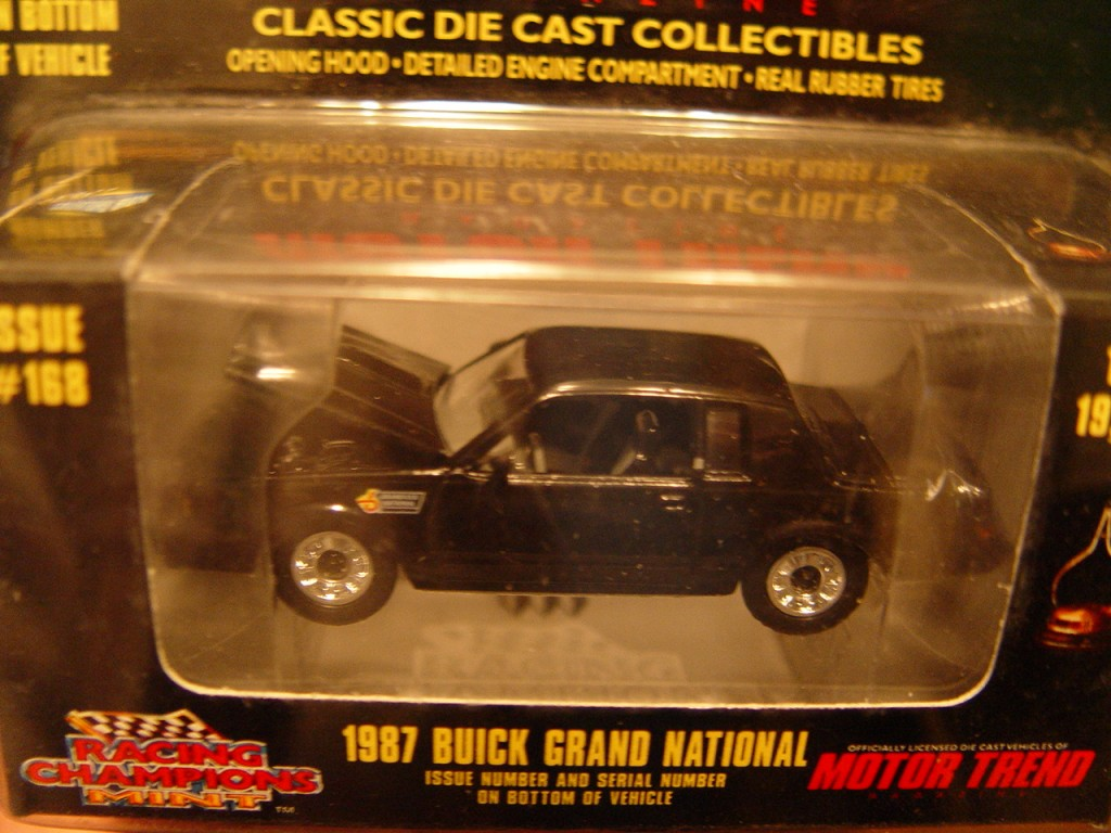 RC Motor Trend Buick Regal GN