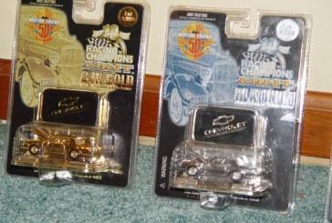 Racing Champions MINT Precious Metals Buick Grand National