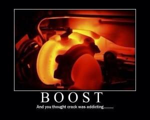 boost addiction