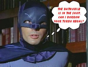 batman turbo buick