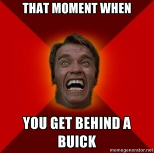 buick moment