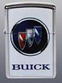 buick zippo lighter