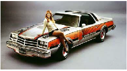 1976 buick indy pace car
