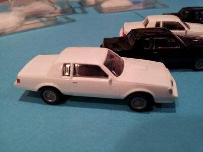 concor white buick regal