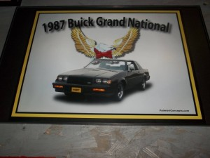 buick gn print