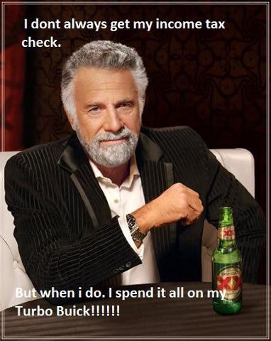 income tax check