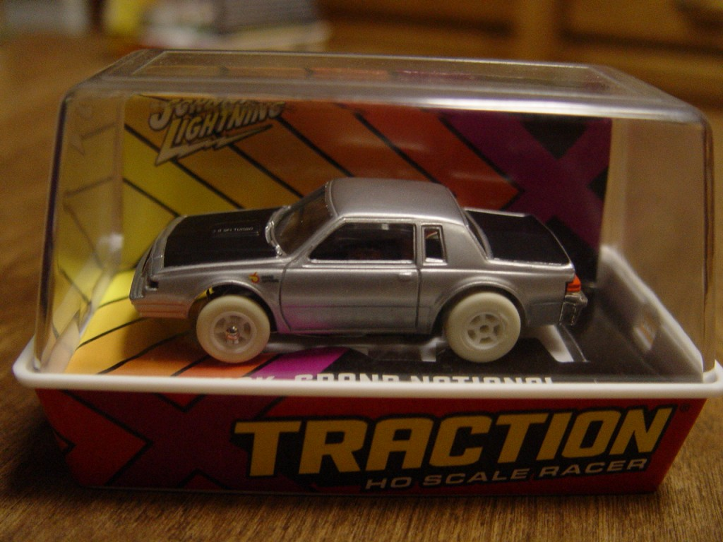 jl xtraction white lighting buick grand national