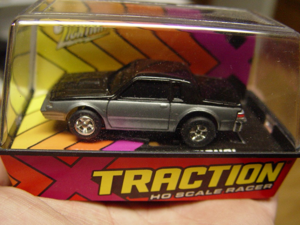 johnny lightning xtraction buick slot car