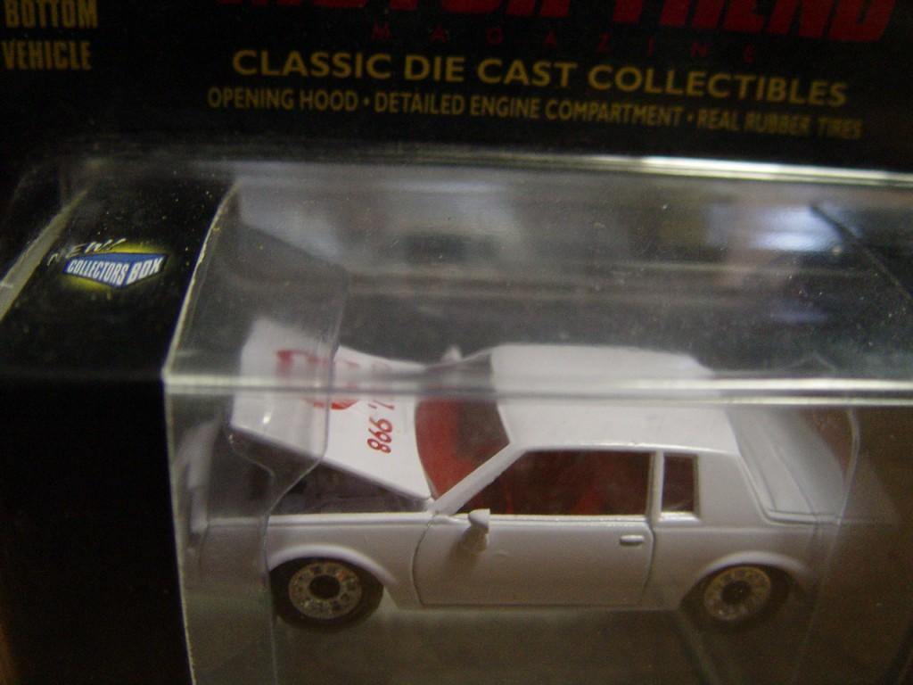 racing champions buick target car