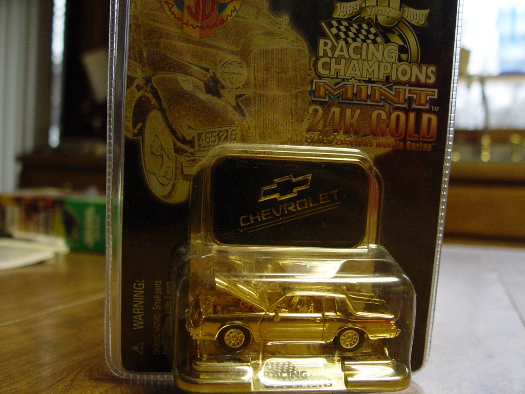 rc gold buick grand national
