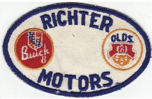 richter motors buick patch