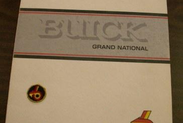 1982 Buick Press Kit