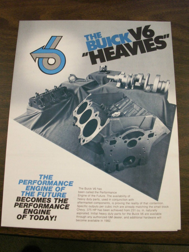 1982 buick press kit 2