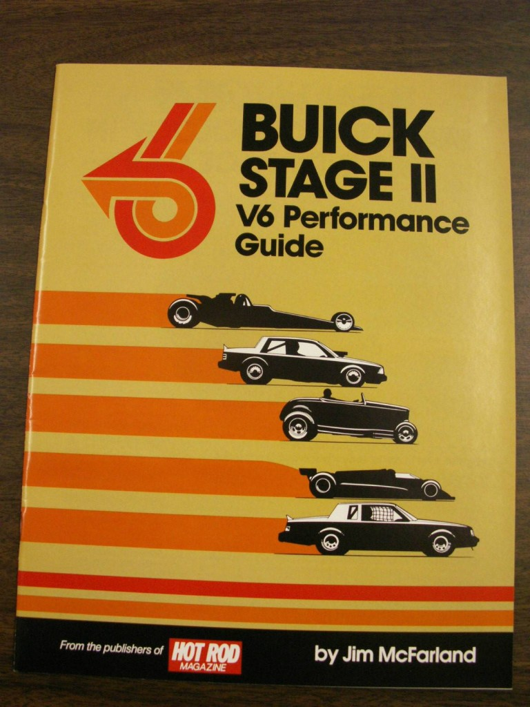 1984 buick press kit 2