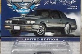 Custom Buick Regal Diecast Cars