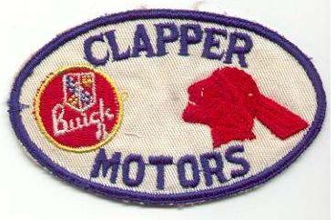 Clapper Motors Buick dealership patch
